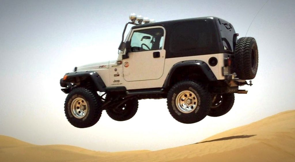 Xavier mongin jeep